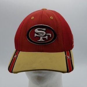 Reebok  NFL San Frandico 49ers red hat